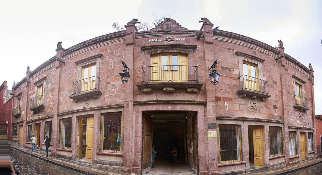 Dôce 18 Concept House en la Casa Cohen en el Centro Histórico de San Miguel De Allende, Guanjuato : Fotografía © Dôce 18 Concept House