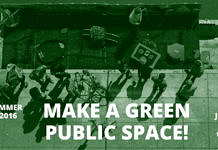 Izmo Summer School 2016 - Make a green public space! | Turin, Italy : Picture by © Sergio Ruiz on Flickr