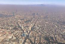 Contaminación en la Ciudad de México : Photo © Wikipedia