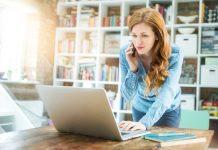 """Una gran opción es el esquema conocido como """"Home Office"""" : Photo © Linksys"""