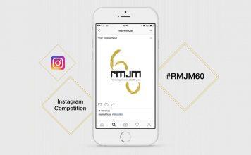 Competición #RMJM60 Instagram : Cartel © RMJM