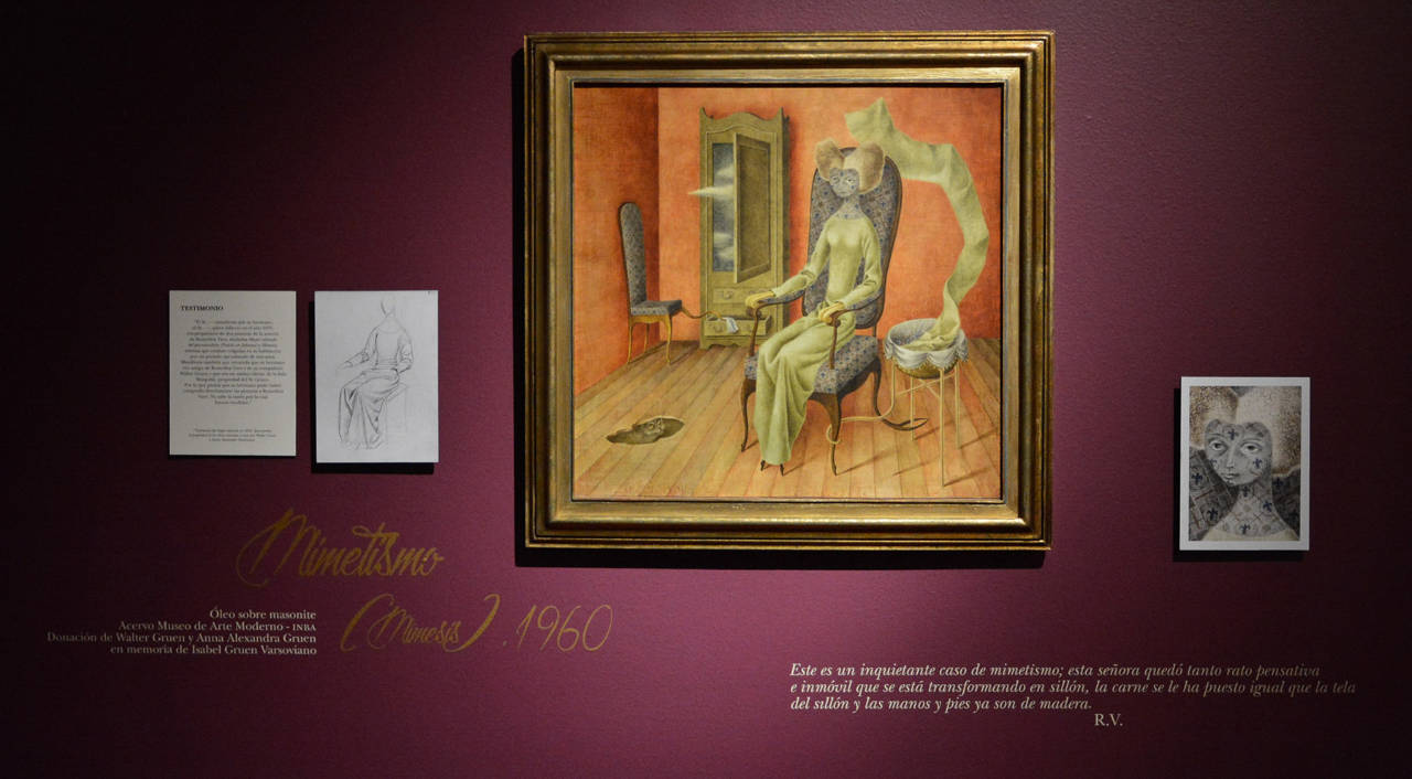 Remedios Varos Surrealist Paintings Inspire Witches and