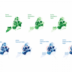 Urban Exposures by Senseable City Laboratory : Infographic © Senseable City Laboratory :: MIT