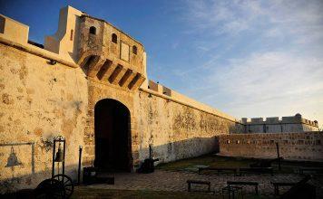 Dialogan en Campeche en torno al valor y los retos del patrimonio fortificado de México : Foto © Héctor Montaño INAH