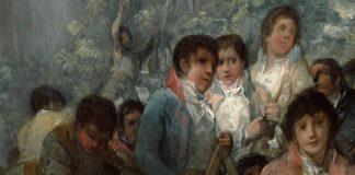 """Francisco de Goya """"Único y Eterno"""" : Cartel © Museo Nacional de San Carlos"""