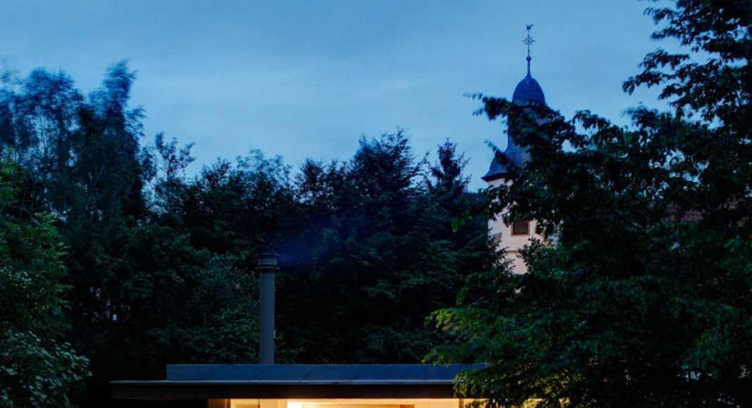 House Rheder II View from Rheder country park : Photo credit © Reimund Braun