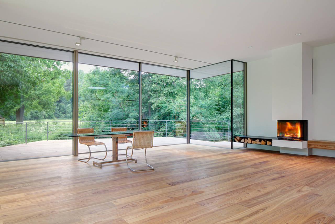House Rheder II Living Room : Photo credit © Reimund Braun