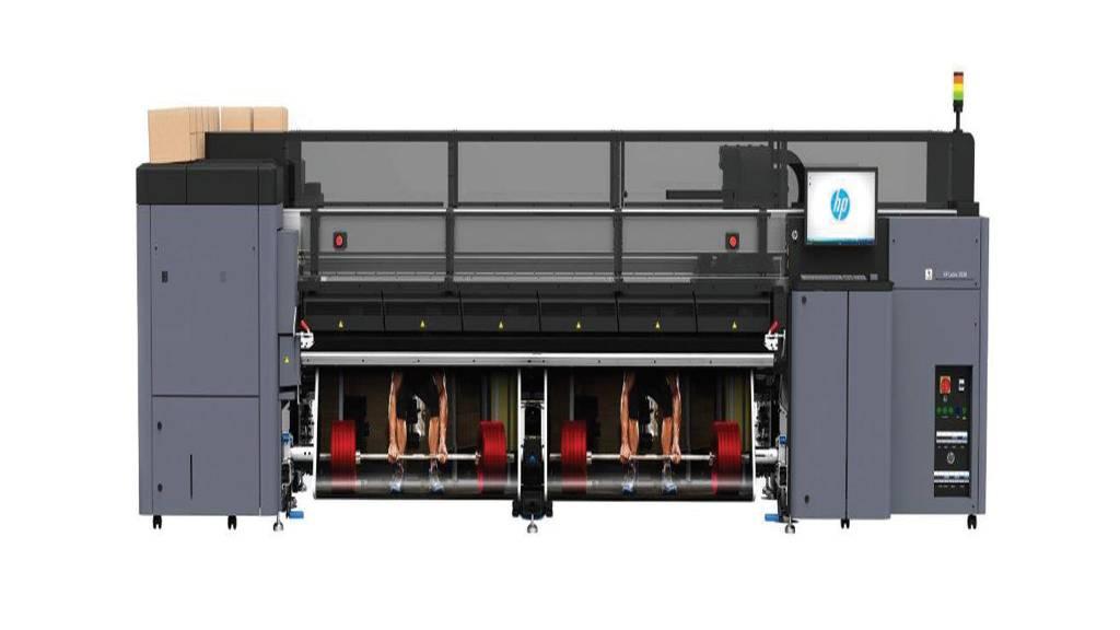 HP Latex printer Mid to High Volume : Fotografía © HP México