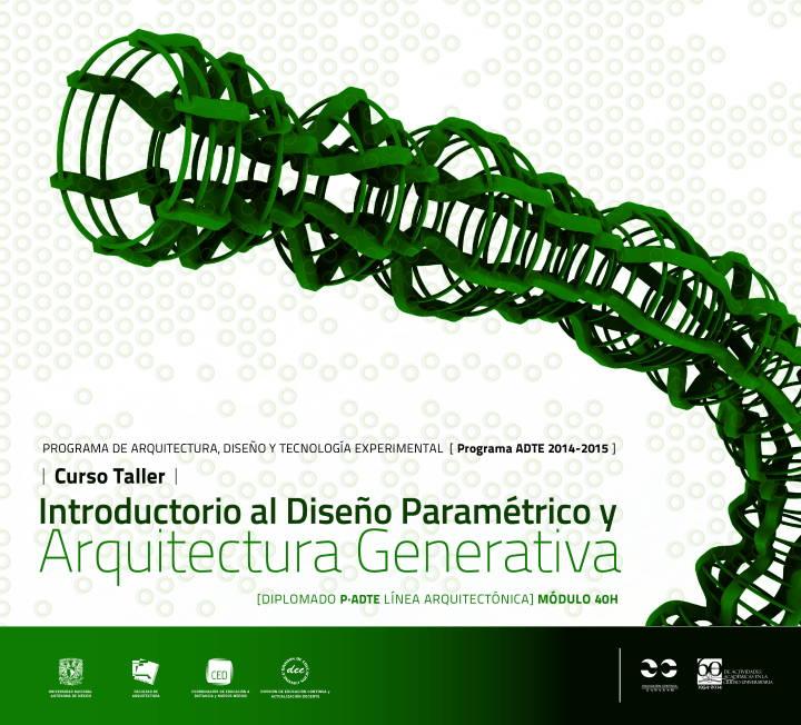Poster © División de Educación Continua y Actualización Docente : DECAD
