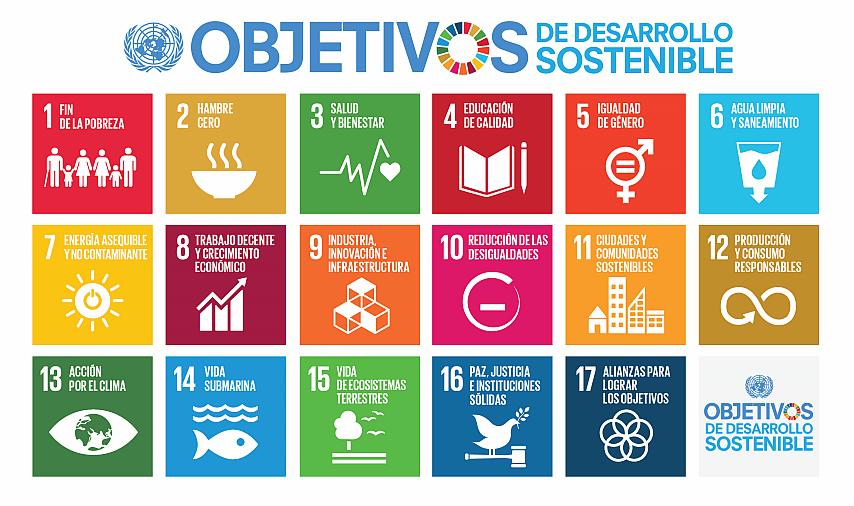 Producido en colaboración con TROLLBÄCK+COMPANY : Logos ©UN Global Goals Campaign