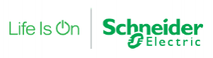 Life is On : Logo © Schneider Electric