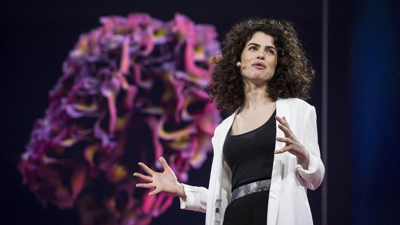 Neri Oxman: El Diseño en la intersección entre la Tecnología y la Biología