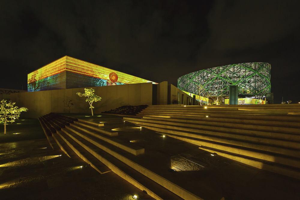 Gran Museo del Mundo Maya - XYZ Technologie Culturelle : Photo © Tamara Uribe Photography