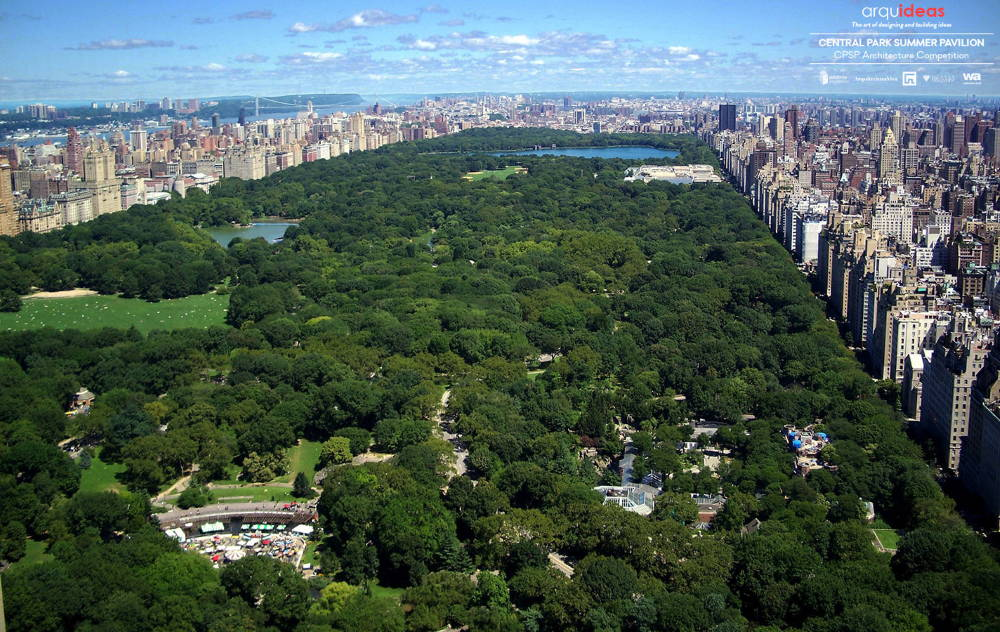 Central Park Summer Pavilion - IX Concurso Arquideas : Fotografía © Arquideas