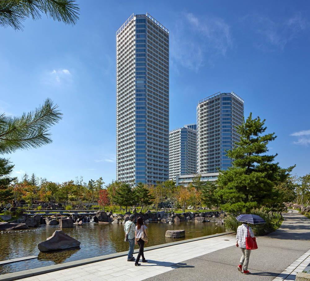 Futako Tamagawa, Tokio by Conran and Partners : Photo credit © Edmund Sumner