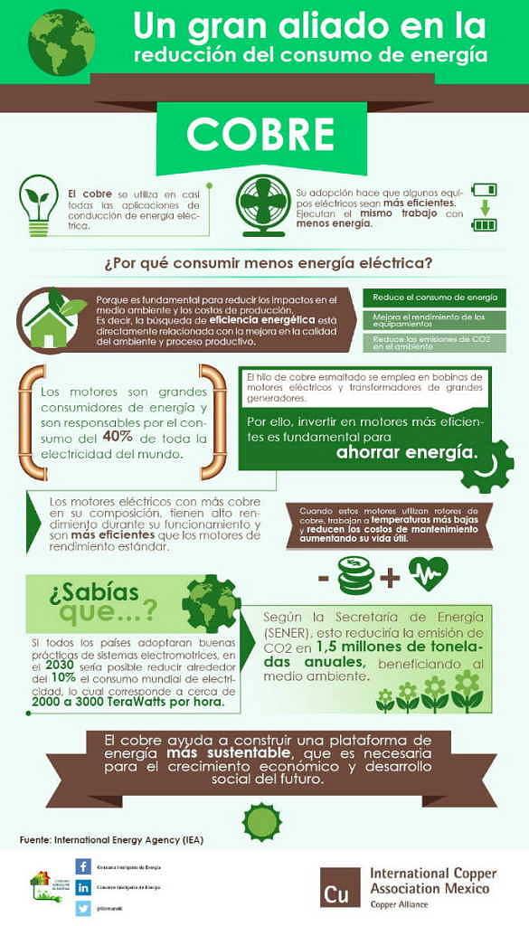Infographic © ICA - Procobre