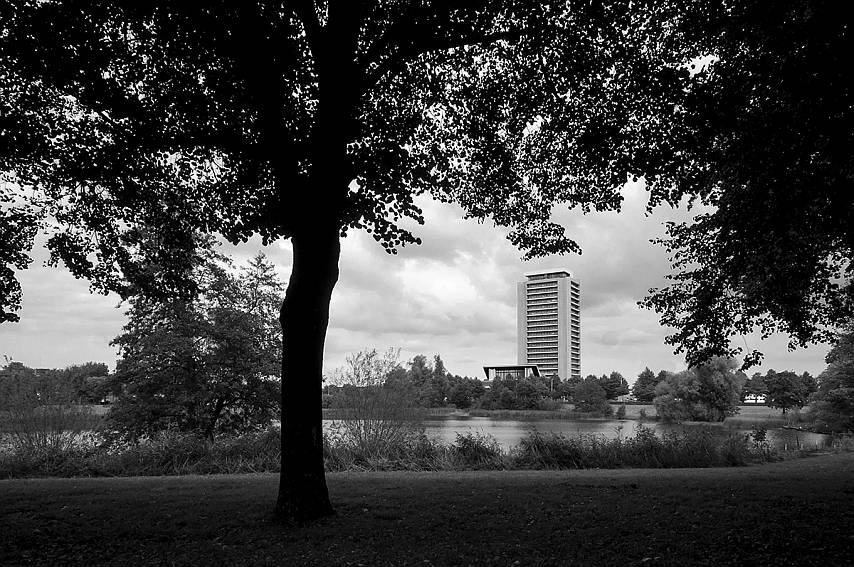 Provinciehuis of North-Brabant : Photo © Sebastian van Damme