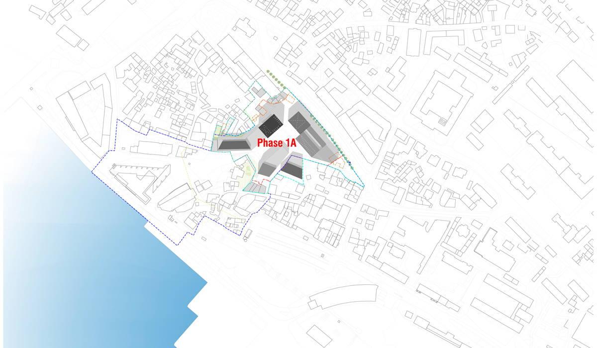 Intervention in the historic centrer of Draga-Sibenik in Croatia: Phase 1A : Photo © Mateo Arquitectura