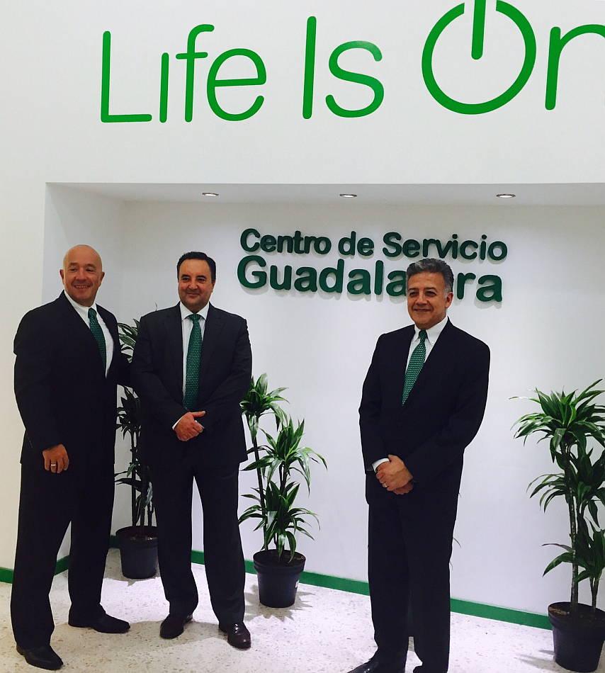 Inaugura Schneider Electric Centro de Servicios en Jalisco : Fotografía © Schneider Electric México