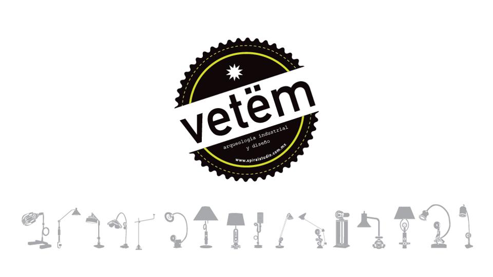 Vetëm - Arqueología Industrial y Diseño : Fotografía © Spiral Studio México