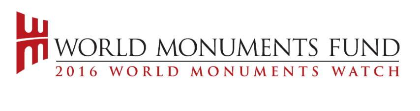 Logo: World Monuments Fund