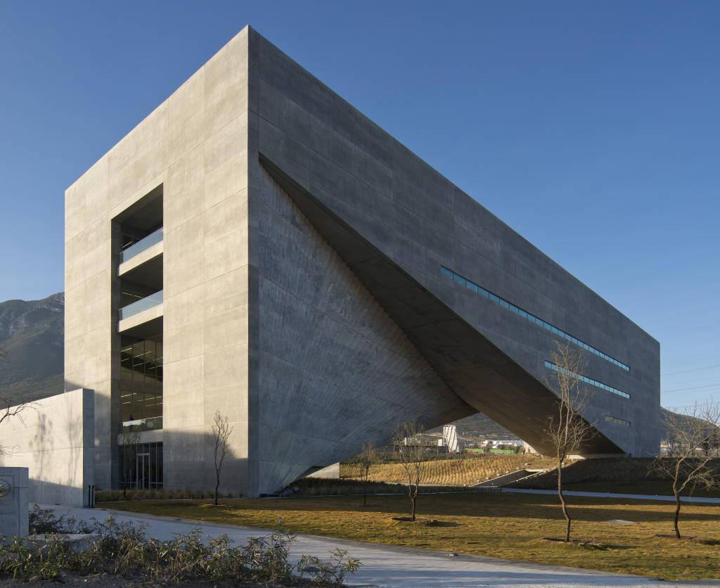 Centro Roberto Garza Sada de Arte, Arquitectura y Diseño (CRGS) : Fotografía © Roberto Ortiz