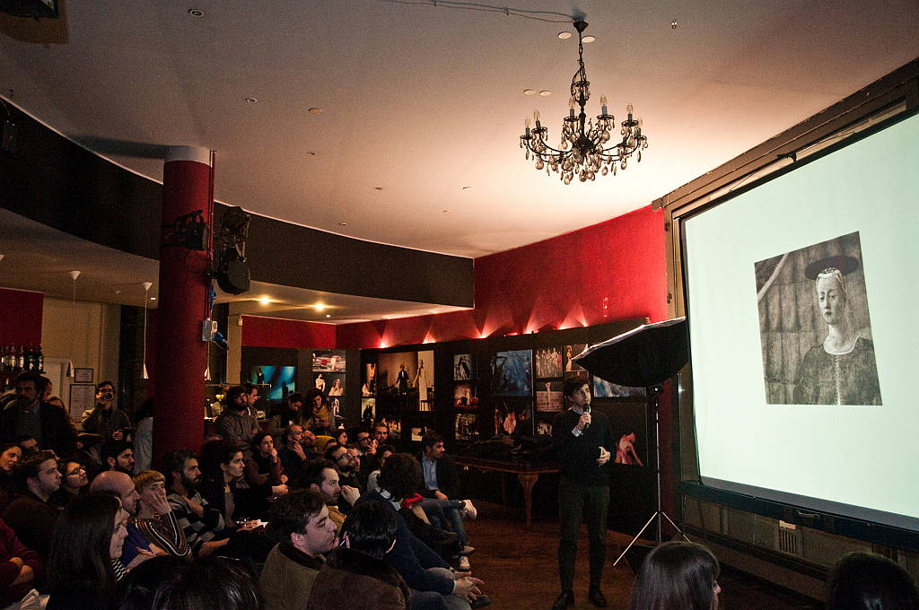 New Generations Festival 2015 - Pecha Kucha Night : Photo © Giuseppe Briguglio