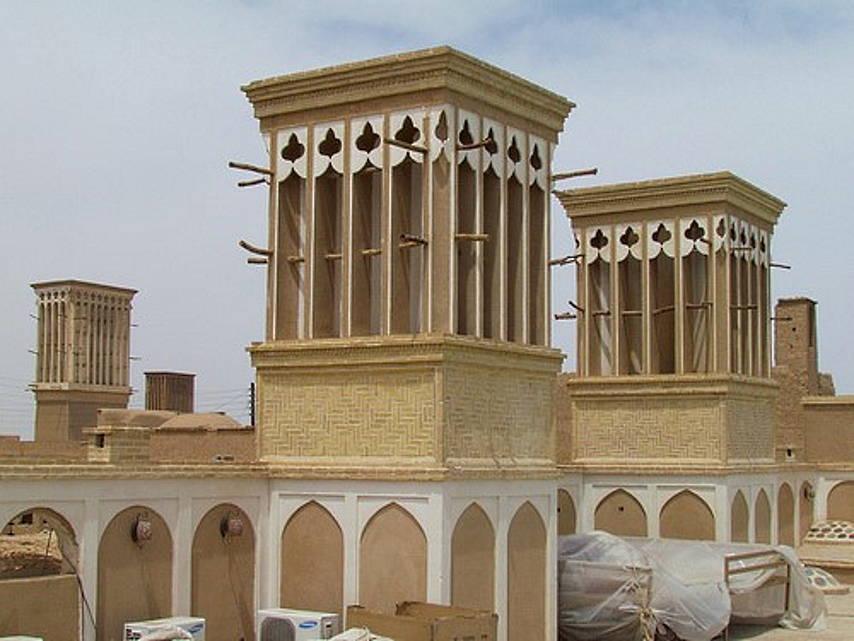 Bagdires en Yazd