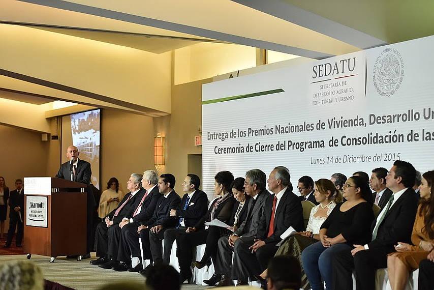 Comité SEDATU : Fotografía © Tecnológico de Monterrey
