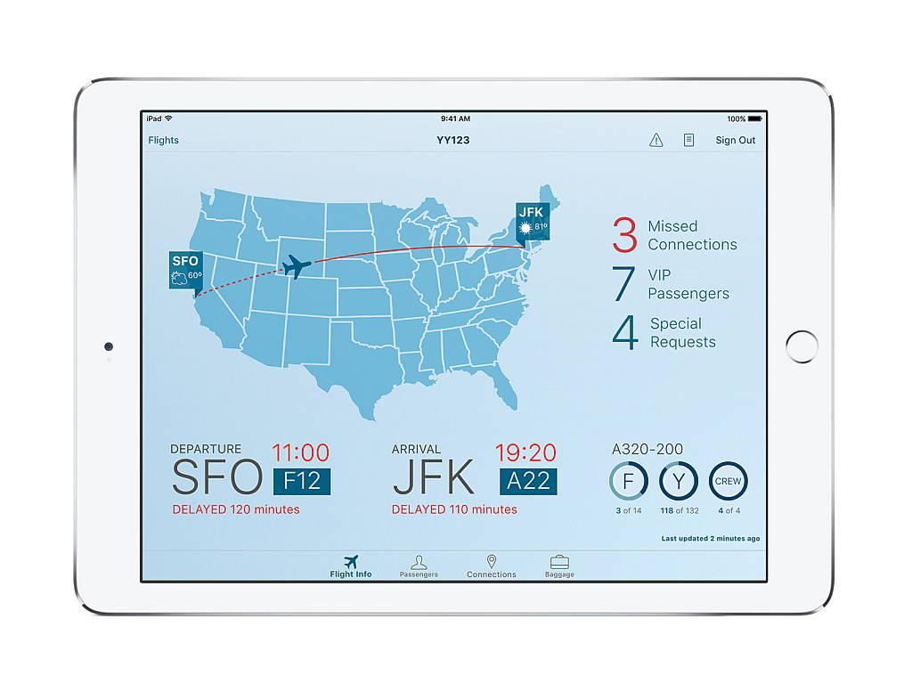 IBM MobileFirst para iOS : Fotografía © IBM Corporation