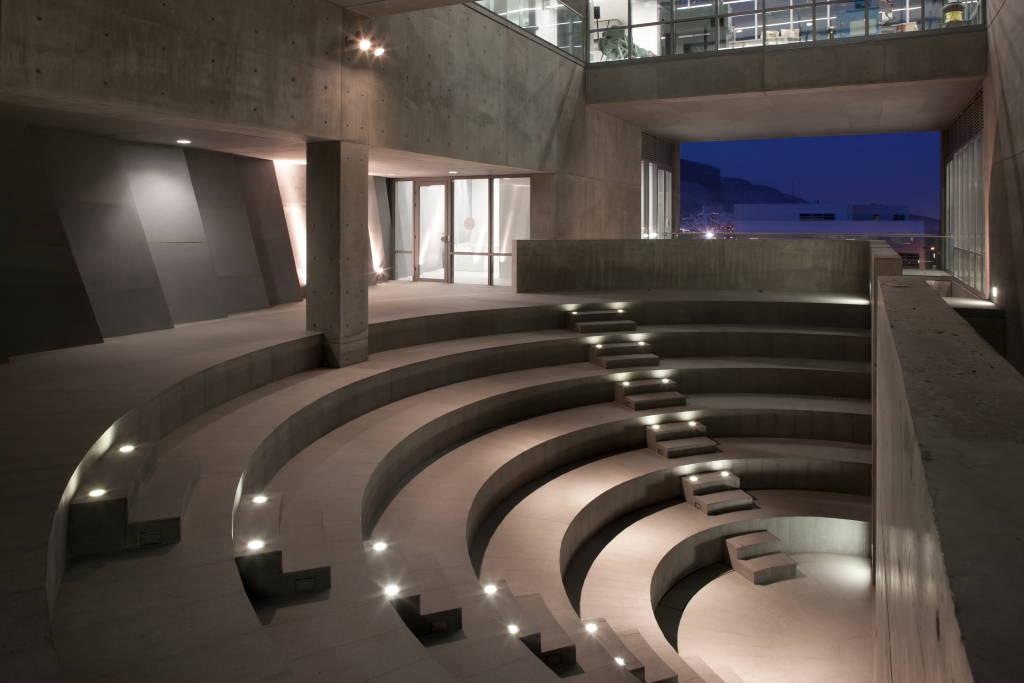 Centro Roberto Garza Sada de Arte, Arquitectura y Diseño (CRGS) : Fotografía © Jorge Taboada