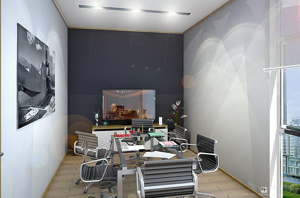 Proyecto de Interiorismo para el Proyecto POLÁREA® de Grupo Lar : Render © MANUEL TORRES DESIGN