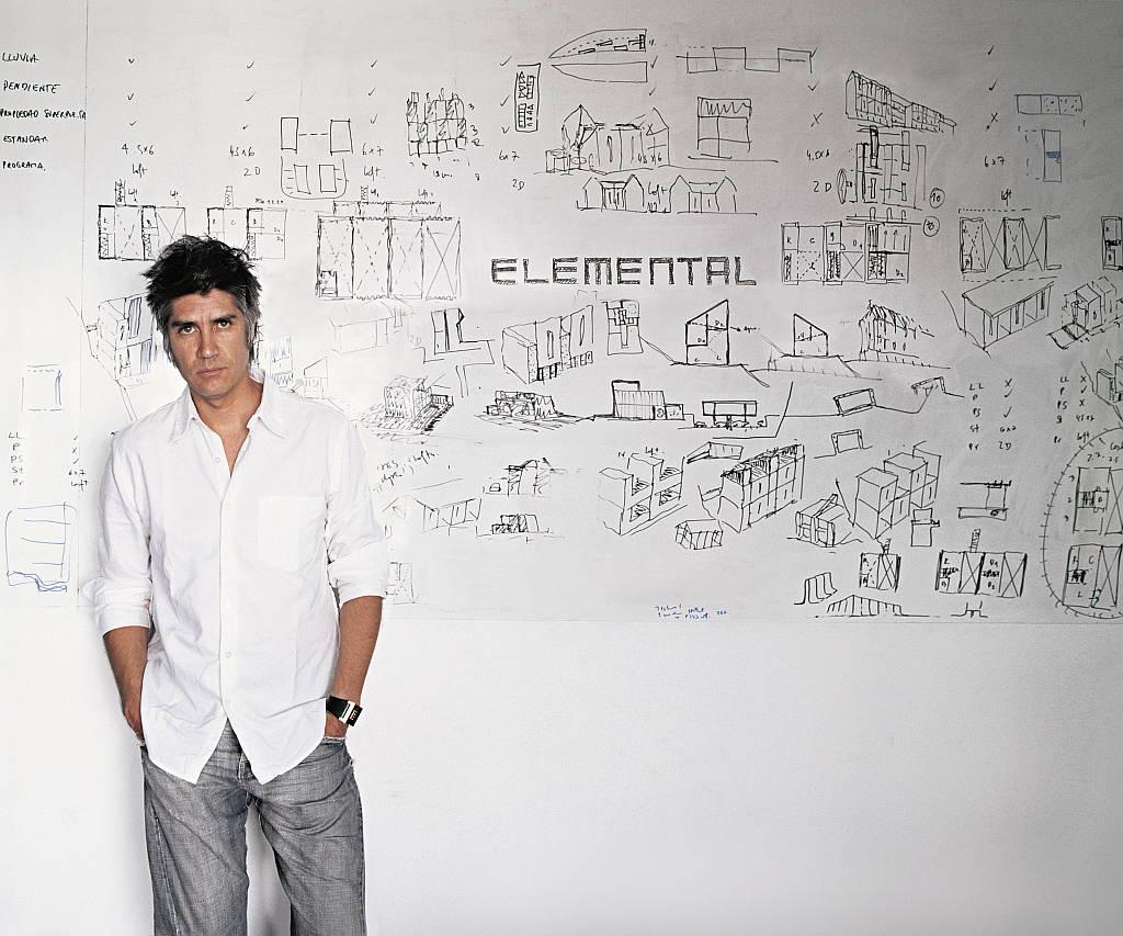 Alejandro Aravena : Photo © Cristobal Palma