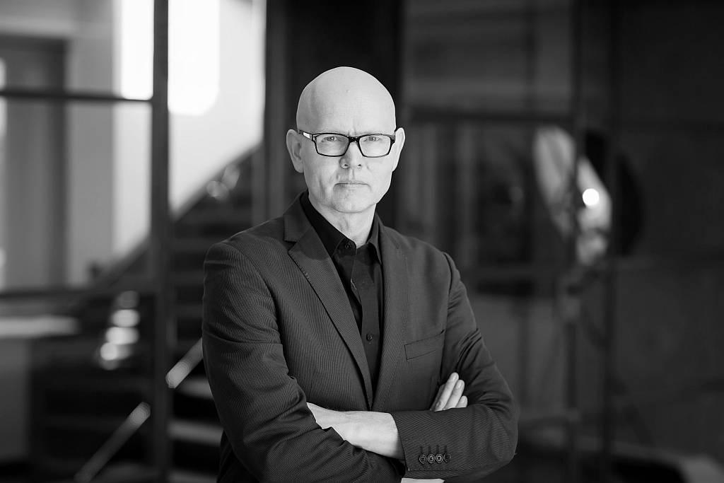 Jason Flanagan : Photo © Flanagan Lawrence Architects