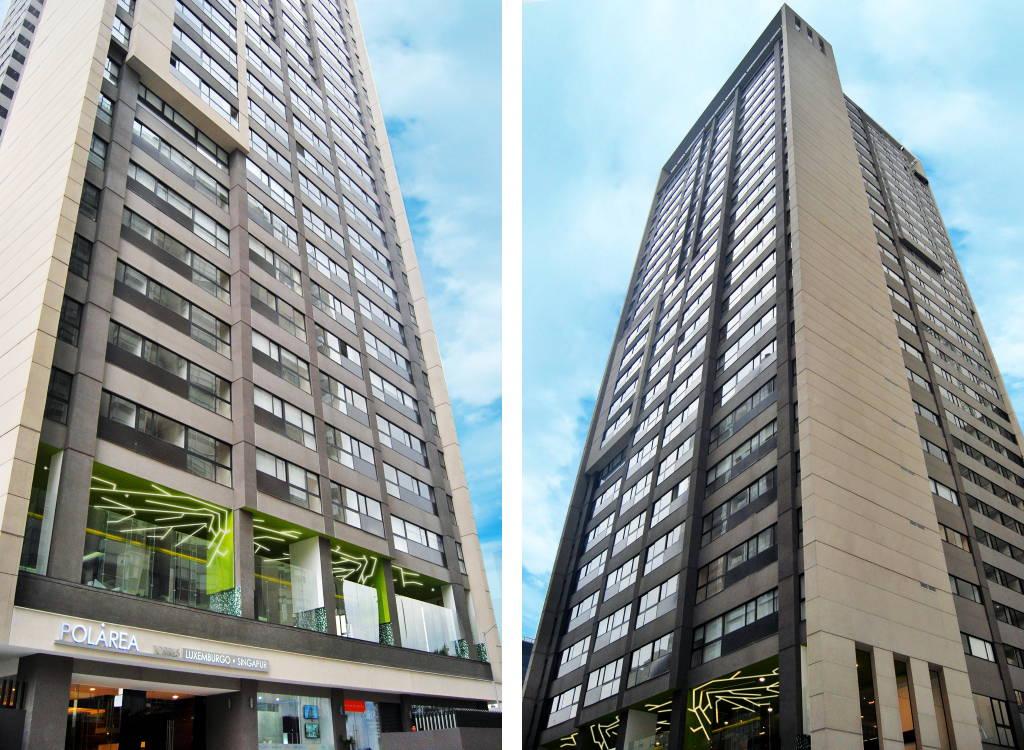 Desarrollo Inmobiliario Vertical POLÁREA® : Fotografía © MANUEL TORRES DESIGN