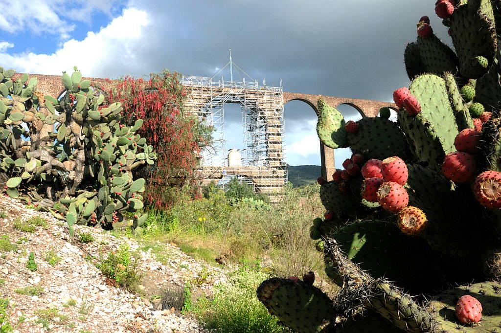 Acueducto del Padre Tembleque : Fotografía © JVL Conaculta