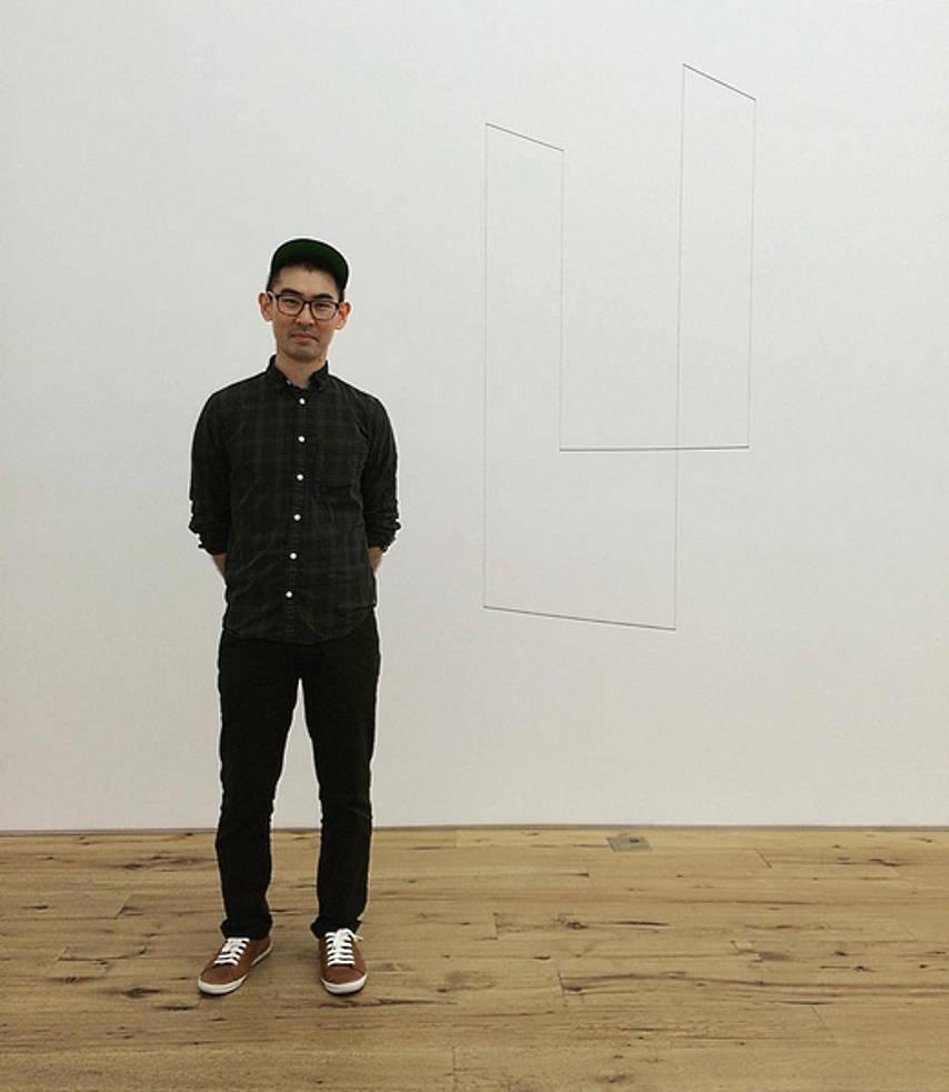 Artista Jong Oh : Fotografía © Galería MARC STRAUS