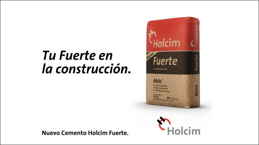Holcim México lanza el Nuevo Cemento Holcim Fuerte : Fotografía © Holcim México