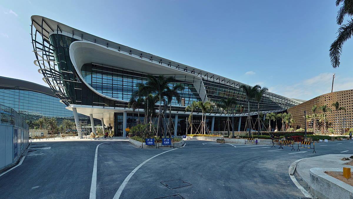 Zhuhai Shizimen Business Cluster & Convention Centre by RMJM : Photo © RMJM