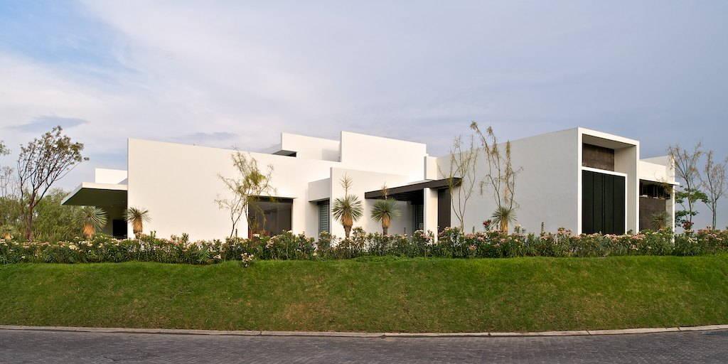 Casa Eriso obra del Estudio Argaz Arquitectos : Fotografía © Mito Covarrubias y @ Héctor Navarro