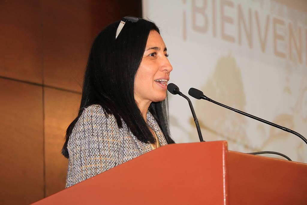 Dra. Paola Ricaurte, Directora del Laboratorio Ciudadano : Fotografía © Tecnológico de Monterrey