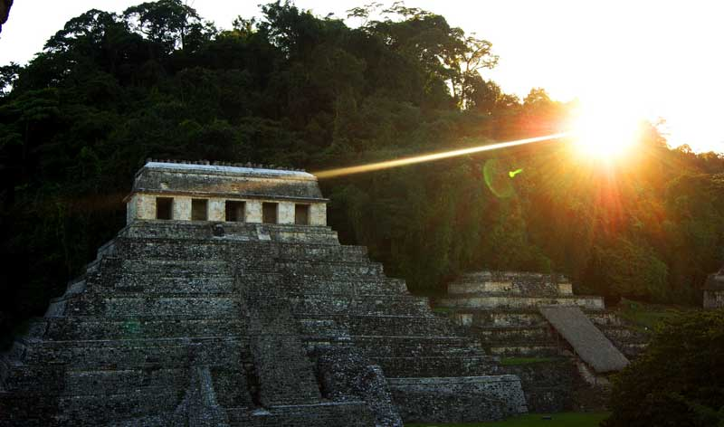 El Operativo Equinoccio de Primavera se realizará de 8:00 a 17:00 horas en las zonas arqueológicas de Palenque, Bonampak, Yaxchilán y Toniná : Foto © Mauricio Marat, INAH