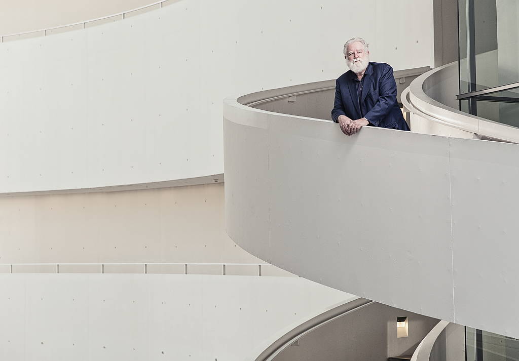 James Turrell : Photo © Morten Fauerby // Montgomery