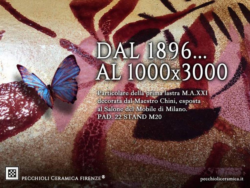 Pecchioli Ceramica Firenze en el Salone del Mobile 2016 : Photo © Pecchioli Ceramica Firenze