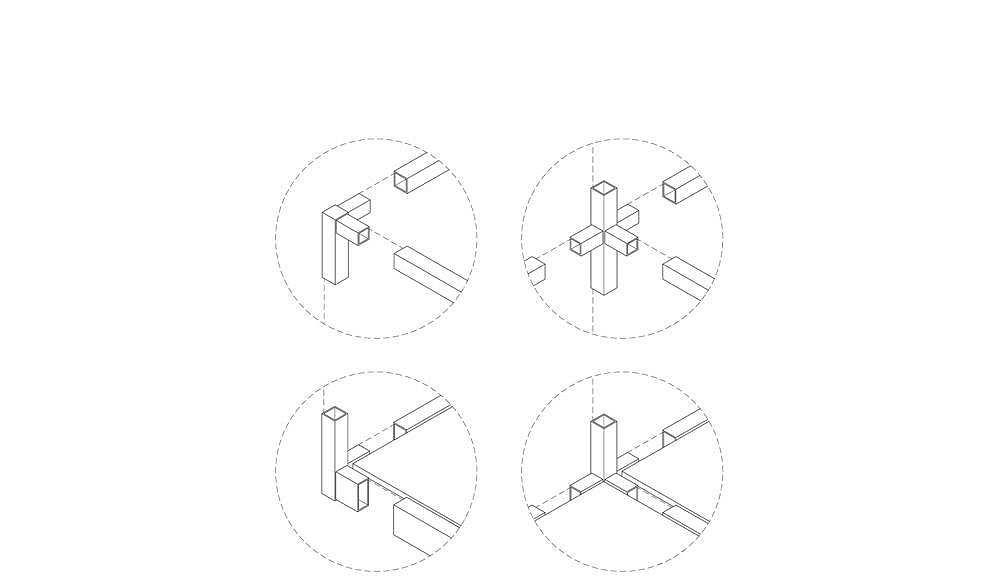 """ALBUM """"Bff016"""" Details propuesta ganadora del concurso Florim4Architects diseñado por SET Architects para Florim : Drawing © SET Architects"""