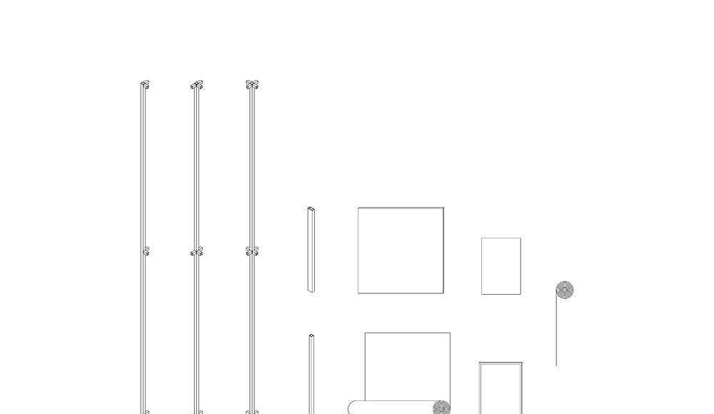 "ALBUM ""Bff016"" Abacus propuesta ganadora del concurso Florim4Architects diseñado por SET Architects para Florim : Drawing © SET Architects"