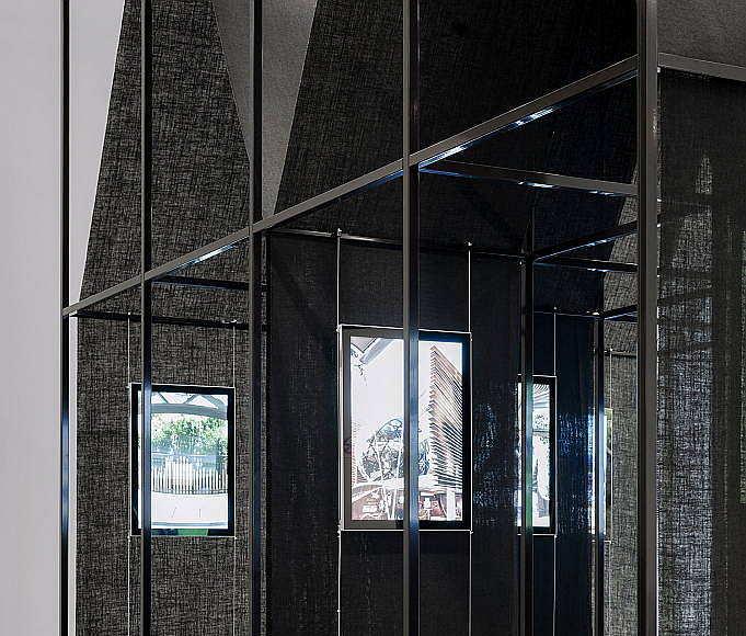 "ALBUM ""Bff016"" propuesta ganadora del concurso Florim4Architects diseñada por SET Architects para Florim : Photo © Simone Bossi"