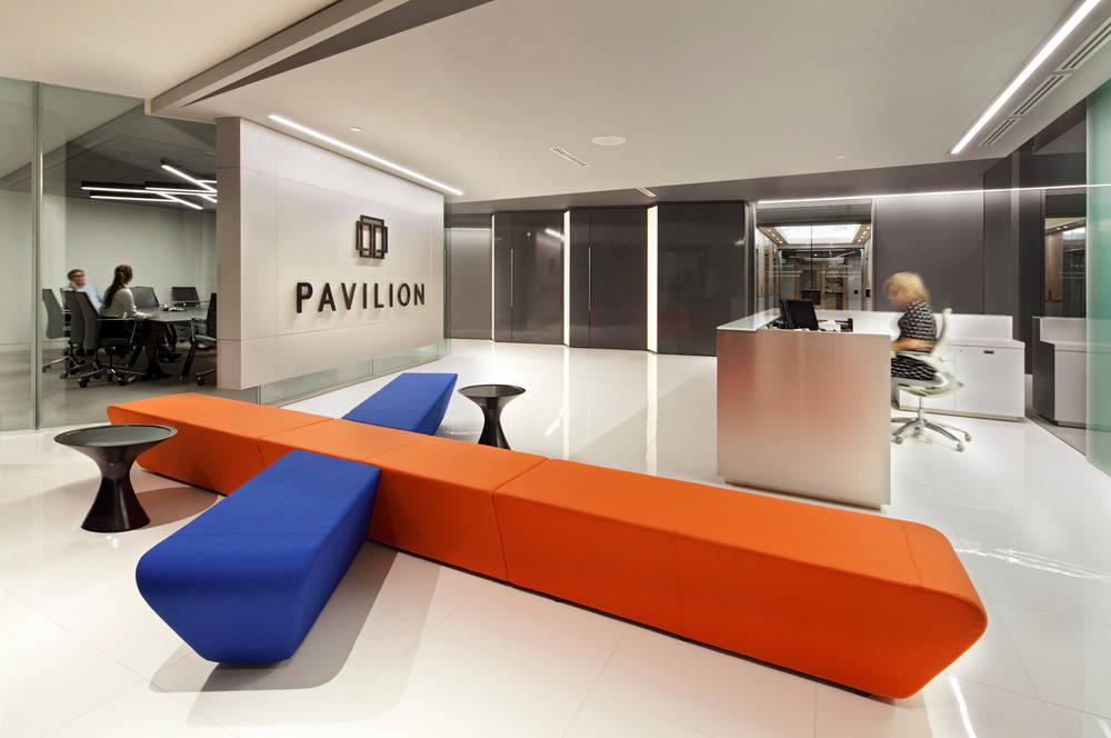 Pavilion Financial Corporation Waiting Room : Photo credit © Claude-Simon Langlois