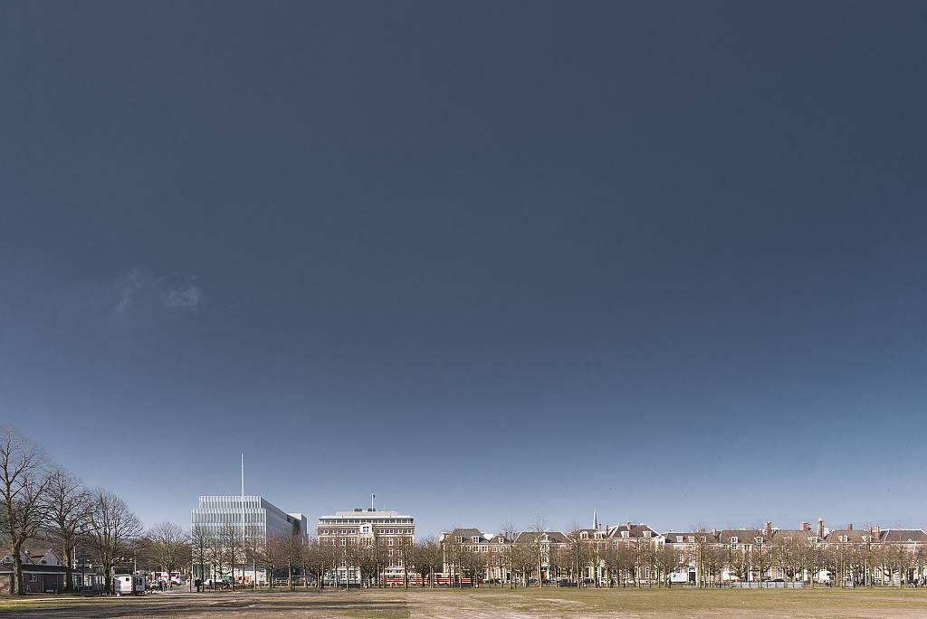 Suprema Corte de Holanda diseñada por KAAN Architecten : Photo © Sebastian van Damme