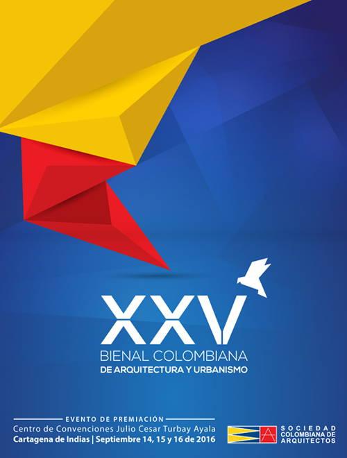 XXV Bienal Colombiana de Arquitectura y Urbanismo : Imágen © Sociedad Colombiana de Arquitectos